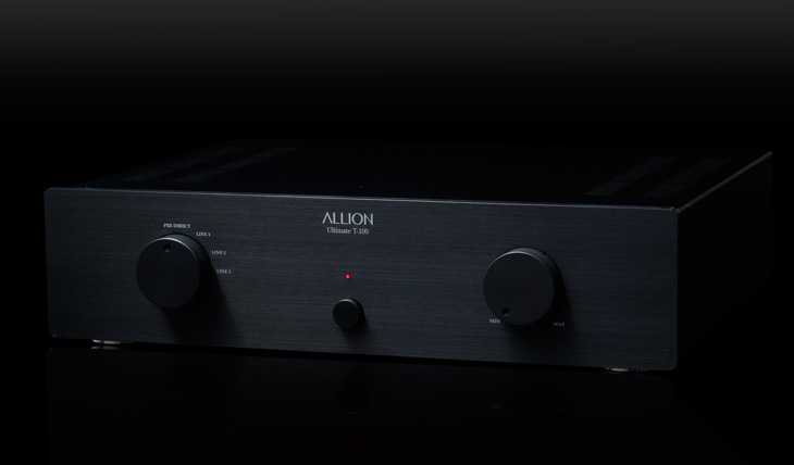ALLION Ultimate T-100